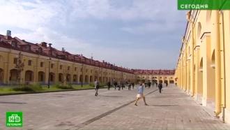 Никольские ряды в центре Петербурга из руин превратили в гостиницы и ресторан