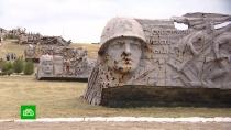 В&nbsp;Донецке отметили <nobr>75-ю</nobr> годовщину освобождения города от фашистов