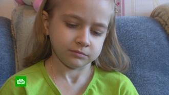 Задыхающаяся по вине врачей <nobr>11-летняя</nobr> Вероника просит сделать ей новые легкие