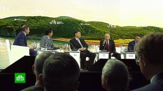 Восточный экономический форум собрал гостей из 60стран