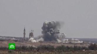 ВВашингтоне наметили инанесли на карту цели возможного удара по Сирии