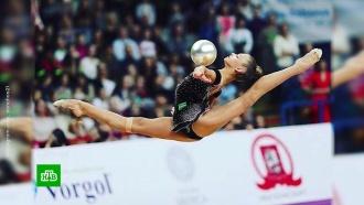 Россиянки заняли почти весь пьедестал на ЧМ по художественной гимнастике