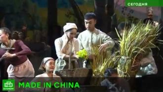 В Мариинском театре «А зори здесь тихие» исполнили на китайском