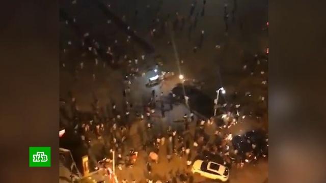 ВКитае возросло число жертв наезда внедорожника на толпу пешеходов.автомобили, болезни, Китай, нападения, убийства и покушения.НТВ.Ru: новости, видео, программы телеканала НТВ