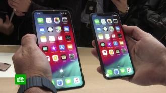 Apple официально представила новый iPhone