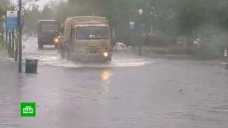 Ураган «Флоренс» грозит Северной Каролине масштабными наводнениями