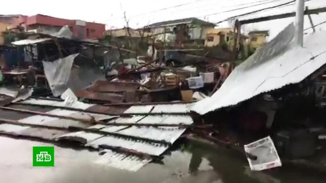 Число жертв тайфуна «Мангхут» на Филиппинах возросло до 25.Филиппины, штормы и ураганы.НТВ.Ru: новости, видео, программы телеканала НТВ