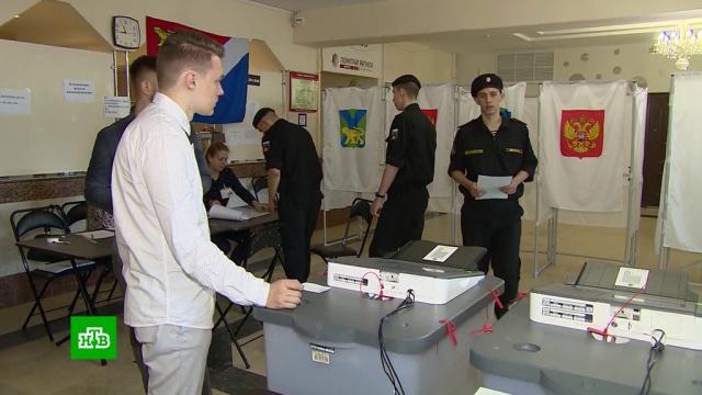 Второй тур: Приморье выбирает губернатора из двух кандидатов.Приморье, выборы, губернаторы.НТВ.Ru: новости, видео, программы телеканала НТВ