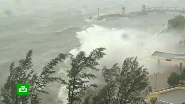 Число жертв тайфуна «Мангхут» на Филиппинах превысило 60.Китай, Филиппины, штормы и ураганы.НТВ.Ru: новости, видео, программы телеканала НТВ