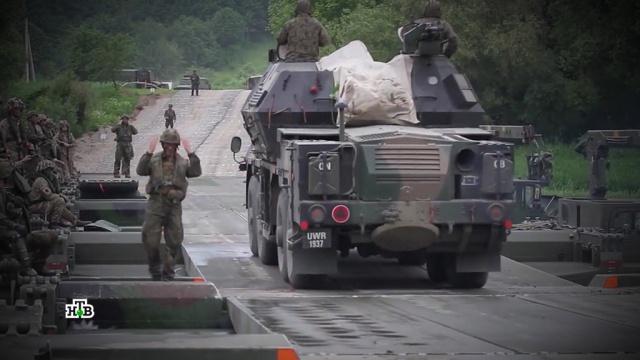 Учения, базы, радары: как НАТО отрабатывает варианты конфликта с РФ на Балтике.Балтика, НАТО, Польша, Прибалтика, Швеция.НТВ.Ru: новости, видео, программы телеканала НТВ