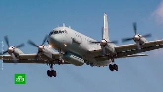 <nobr>Ил-20</nobr> сбили <nobr>из-за</nobr> провокации израильских ВВС