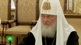 Патриарх Кирилл призвал мусульман ихристиан Сирии сплотиться против терроризма