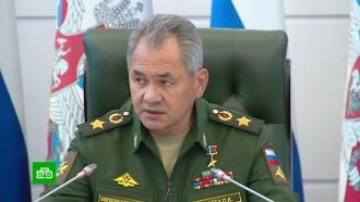 Шойгу: Россия не оставит без ответа действия израильских ВВС