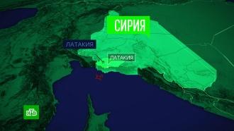 Над Средиземным морем пропал российский самолет <nobr>Ил-20</nobr>