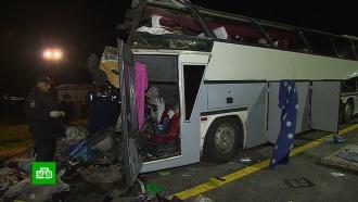 МЧС открыло горячую линию после столкновения автобусов вВоронежской области