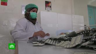 В роддоме на сирийско-израильской границе нашли госпиталь для боевиков