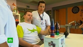 Семья уволенного из МЧС парализованного спасателя просит о помощи