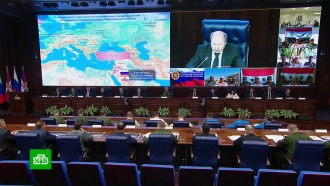Минобороны РФ сообщает овозвращении тысяч сирийских беженцев