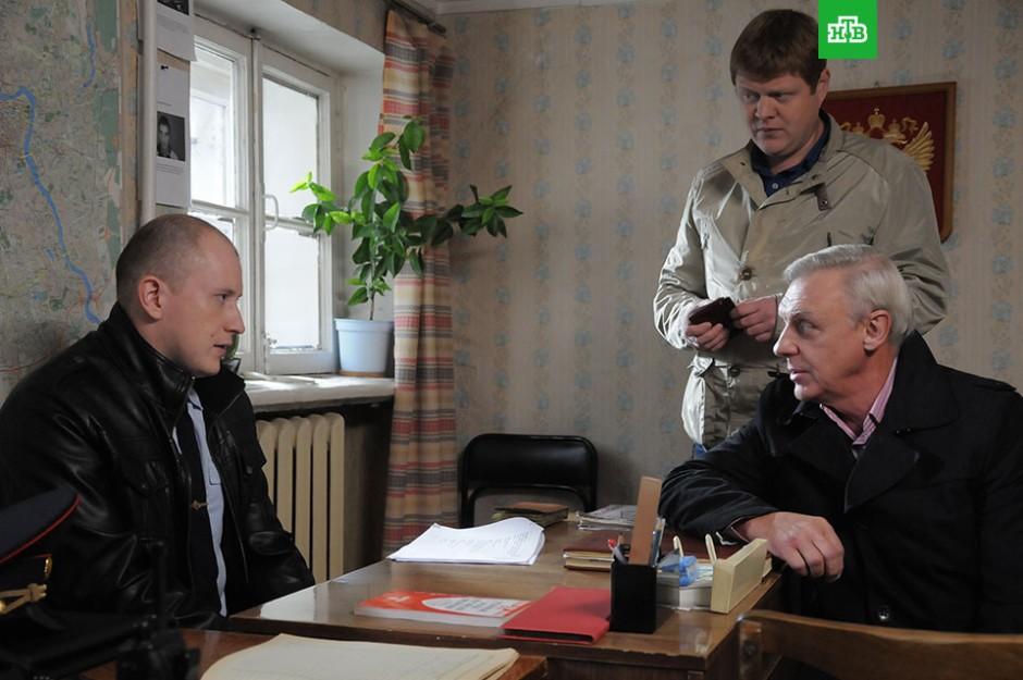 Кадры из сериала «Улицы разбитых фонарей - 16».НТВ.Ru: новости, видео, программы телеканала НТВ