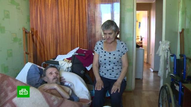 В Уфе семью инвалида обязали переселиться в снесенный дом.жилье, инвалиды, Уфа.НТВ.Ru: новости, видео, программы телеканала НТВ