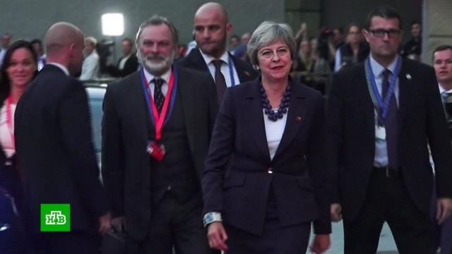 Тереза Мэй против «монстров»: британские СМИ назвали переговоры по Brexit катастрофой.Великобритания, Европейский союз, Тереза Мэй.НТВ.Ru: новости, видео, программы телеканала НТВ