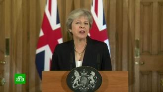 Brexit вслепую: Мэй готова выводить Великобританию из ЕС без соглашения