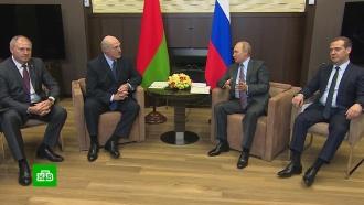Лукашенко пообещал решить с Россией «тяжелые вопросы» до конца года