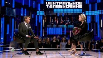 Марина Зудина в студии НТВ рассказала, зачем вернулась в кино