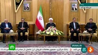 Президент Ирана обвинил США вспонсировании теракта на параде