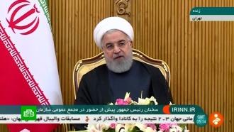 Президент Ирана обвинил США в спонсировании теракта на параде.Иран, США, парады, терроризм.НТВ.Ru: новости, видео, программы телеканала НТВ