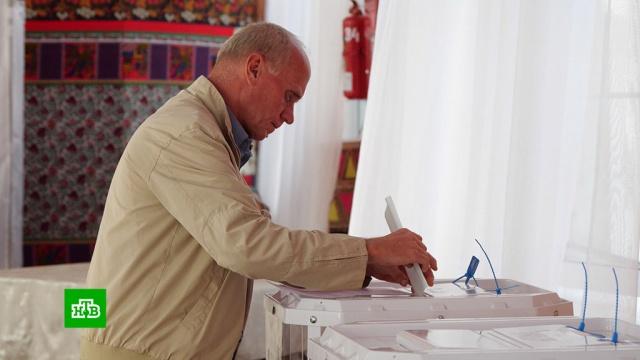 Во Владимирской области стартовал второй тур выборов губернатора.Владимирская область, выборы, губернаторы.НТВ.Ru: новости, видео, программы телеканала НТВ