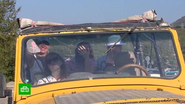 Кубанские власти ищут управу на джиперов-нелегалов.Краснодарский край, автомобили, туризм и путешествия.НТВ.Ru: новости, видео, программы телеканала НТВ