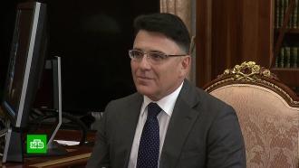 Жаров рассказал Путину оборьбе спиратами вИнтернете