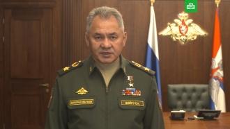 Шойгу: Россия передаст Сирии <nobr>С-300</nobr>