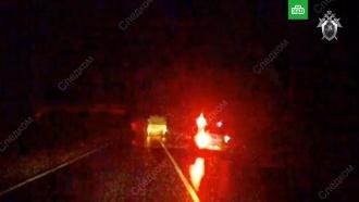Вологодский полицейский подстрелил молодого угонщика