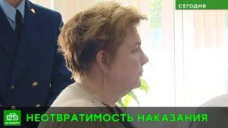 <nobr>Экс-депутат</nobr> питерского ЗакСа получила пять лет колонии за коррупцию