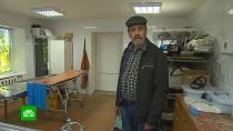 ВОренбургской области люди сами готовят умерших родственников кпогребению
