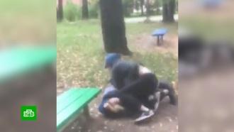 ВСмоленске подростки жестоко избили школьника