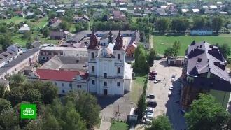 На западе Украины «Правый сектор» захватил храм УПЦ