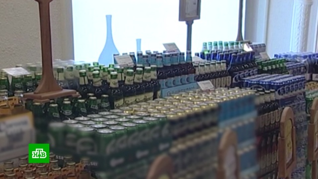 ВМинпромторге предложили разрешить продажу пива по ночам.алкоголь, законодательство, торговля.НТВ.Ru: новости, видео, программы телеканала НТВ