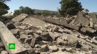 Российские военные помогли восстановить переход между Сирией и Израилем