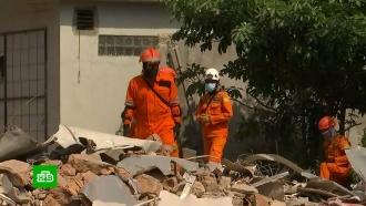 На востоке Индонезии произошло землетрясение магнитудой около 6