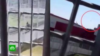 Во Франции задержан Голливудский Гангстер, сбежавший из тюрьмы на вертолете