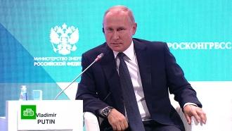 Путин: введение всех санкций разом развязалобы нам руки