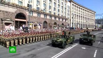 Рада узаконила бандеровское приветствие вукраинской армии
