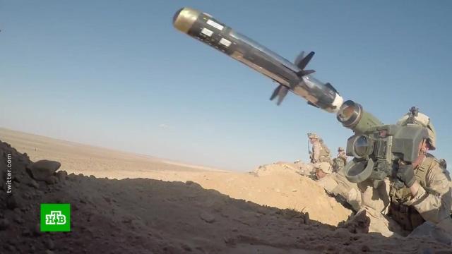 Пентагон подтвердил участие американских военных вбоевых операциях вСирии.Пентагон, США, Сирия.НТВ.Ru: новости, видео, программы телеканала НТВ