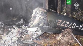 Замгенпрокурора РФ погиб при крушении вертолета вКостромской области
