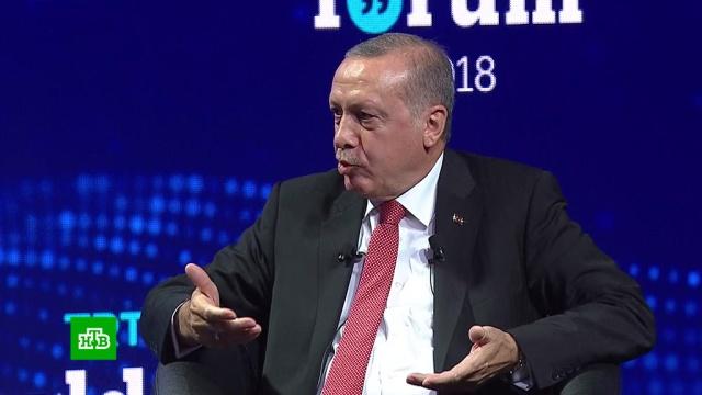 Эрдоган предложил провести референдум о вступлении в ЕС.Турция, Эрдоган, референдумы.НТВ.Ru: новости, видео, программы телеканала НТВ