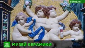 В Петербурге появился новый музей с богатейшей коллекцией керамики