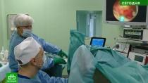 В Александровской больнице Петербурга урологических пациентов спасают с помощью лазера